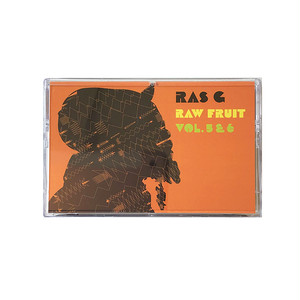 【カセットテープ】Ras G - Raw Fruit Vol. 5 & 6