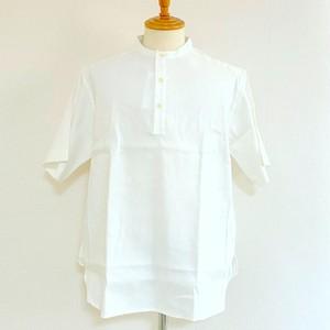 Stretch Linen Shirts White