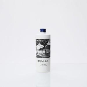 DELICATE SOAP _ デリケート衣類用洗剤