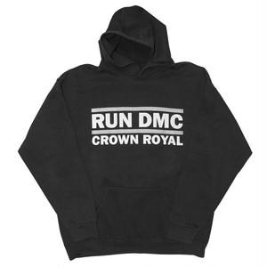 """""""Run Dmc / Crown Royal"""" Vintage Hoodie Used"""