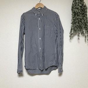 【JOUNAL STANDARD】 ブロックチェックシャツ TS-33