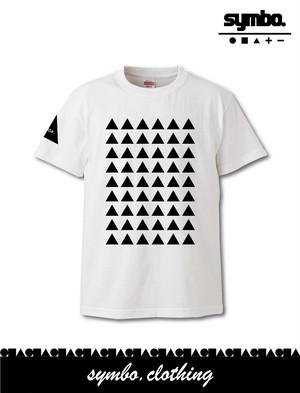 symbo. / unco.ippai T-shirt [White]
