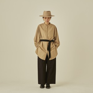 women's cotton wool viela long shirts
