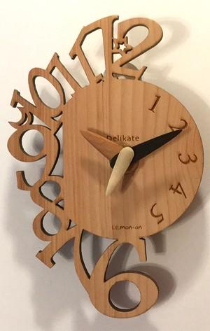 掛時計 DKT-01