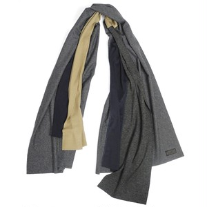 212ASF03 Jersey scarf 'wrap' ストール