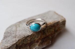 【1点物】Turquoise ring