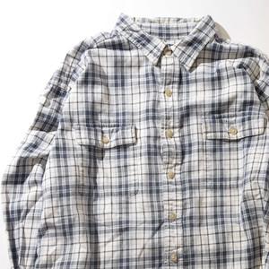 【XLサイズ】POLO RALPH LAUREN ポロラルフローレン CHECK SHIRT チェックシャツ WHITE ホワイト XL 400602191006