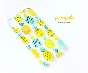 iPhone スマホケース 【pine! pine! pine!】 iPhone8plus/7plus/6plus/6splus/XR/XS Max