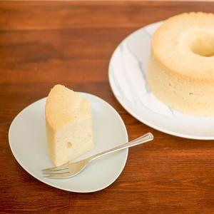 ふわふわ無添加シフォンケーキ(プレーン)