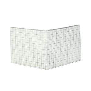Lixtick Paper Wallet ~GRAPH Grey~