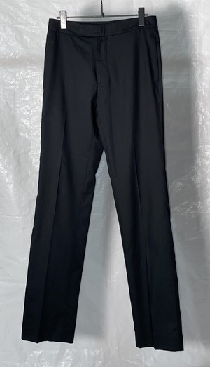 1990s ALEXANDER MCQUEEN COTTON TROUSERS