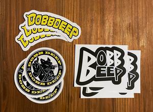 DOBBステッカーセット (9枚)