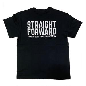 Nible Straight Forward Logo Heavy Weight T-Shirt