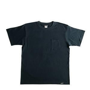 Mountain One pocket T-shirt  /  Navy green