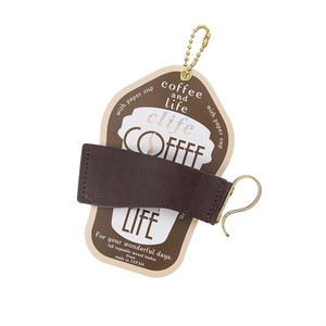 Clife coffee and life カップホルダー CHOCO