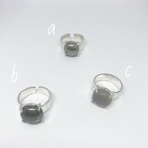 S-057:天然石ラウンドリング(大)