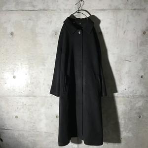 [used] super long mode coat