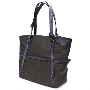 FIVE WOODS 「TRAFALGAR」 TOTE <OLIVE>