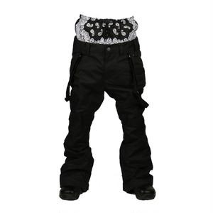 春スキー応援セール!!ML5500 GALAXXY PANTS 990 BLACK XS!!※送料無料サービス!!