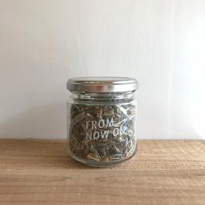 """"""" FNO Mint & Lemongrass herbal tea / ミント&レモングラス ハーブティー ガラスS 20g """""""