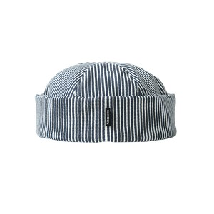 TIGHTBOOTH HICKORY ROLL CAP NAVY L タイトブース キャップ