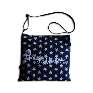 Shoulder Bag [Navy x White Star]