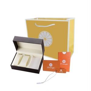 女性チャームブレスレットサークルバーファムブレスレット&バングルの3Dデザインpulseira femininapulserasジュエリービジューレトロor-1 set leather box