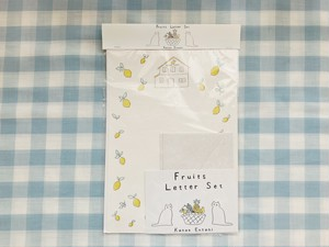 Fruits Letter Set