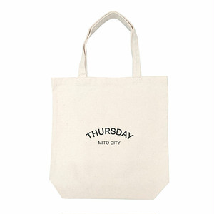 THURSDAY - ARCH TOTE BAG (Natural)