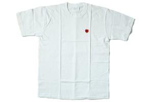Heart locker tee (WHITE)