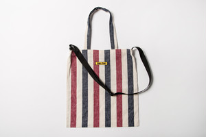 CHILL TIME STRIPES 2WAY BAG
