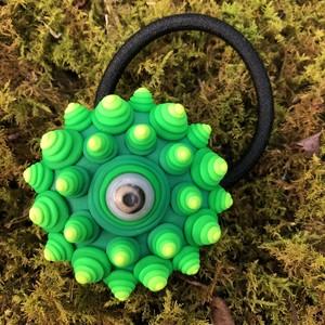 バクテリアヘアゴム green