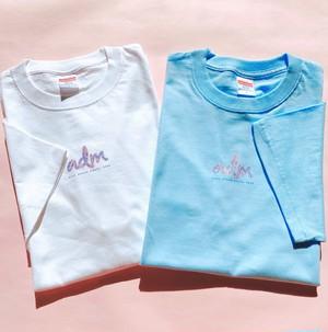 admロゴTシャツ 2020SS WHITE