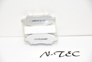 N-TEC EGOISTブレーキパッド E12 NISMO S リア用