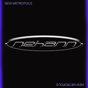 【5/26発売・予約】NEHANN / New Metropolis
