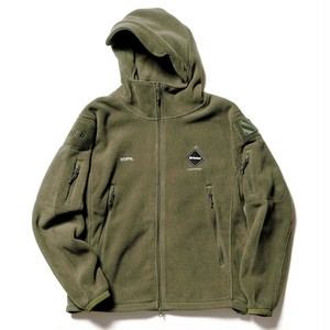 F.C.Real Bristol POLARTEC CLASSIC FLEECE HOODED JACKET