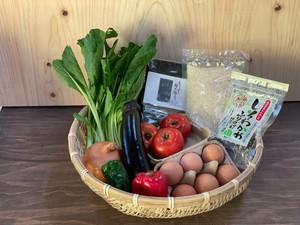 ハッピーモアの野菜を食べたい人はこちら!「店長厳選!ハッピーモア市場オリジナルセット」