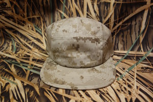 DIGITAL CAMO CAMP CAP