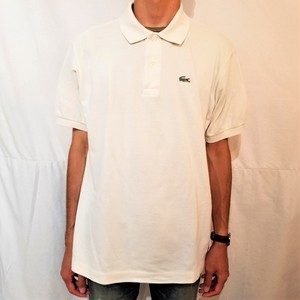 Locoste Polo shirt /Made In France [K-1287]