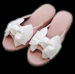 ribbon slipper / リボンスリッパ
