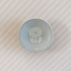 MATSUO MIYUKI X CHABBIT ohana mini plate (GRAY)