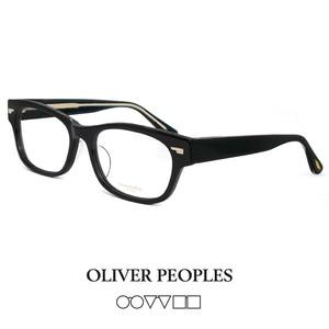 日本製 オリバーピープルズ DENTON bkg メガネ OLIVER PEOPLES denton ウェリントン型 眼鏡 メンズ レディース 黒縁