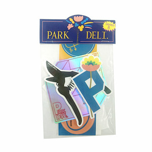 PARK DELI - STICKER PACK (Fall / Winter 2019)