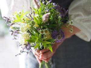 【tokinohana お花の定期便】土曜日便(毎週)