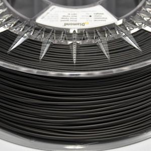 ナノダイヤモンド配合フィラメント『uDiamond PLA ブラック:1kg』