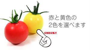 ミニトマト 食品サンプル キーホルダー ストラップ