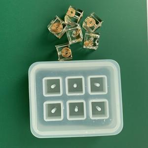 6個作れます★シリコンモールド★正方形・四角・スクエア
