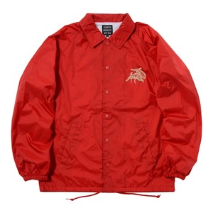 FREAKY FREAKS COACHES JACKET (RED)[TH8A-051]