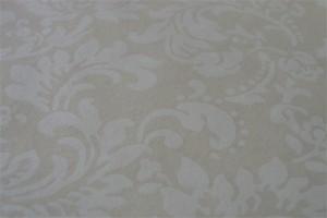 輸入壁紙【YORK ヨーク】CF6424 ベージュ オフホワイト バロック柄 白 植物 ボタニカル フリース