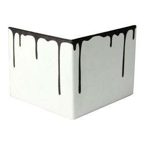 Lixtick Paper Wallet ~Drip Black~
